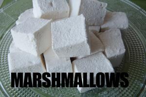 Marshmallows Para Celiacos Receta Sin Gluten Facil 1020159 By Dicestuqueno
