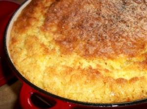 Mexicali Spoon Bread Casserole