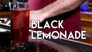 The Black Lemonade With Blackberries 1015773 By Commonmancocktails