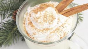 Celebrate National Egg Nog Day