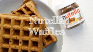 Nutella Waffles 1017548 By Legourmettv