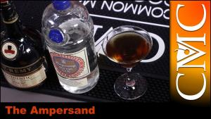 The Ampersand Cocktail