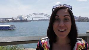 Healthy Voyager Visits Sydney 1019697 By Healthyvoyager