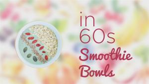 How To In 60 Seconds Mocha And Almonds Smoothie Bowl 1017273 By Zoomintv