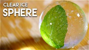 How To Make Clear Ice Spheres 1016029 By Commonmancocktails