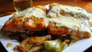 Orange Roasted Salmon And Fennel Recipe
