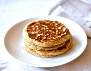 Buckwheat Griddle Cakes
