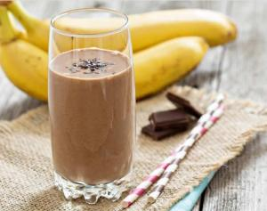 Chocanano Chocolate Smoothie
