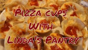Holiday Pizza Cups 1019420 By Lindaspantry
