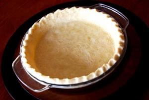 Plain Pastry Shell