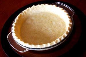 Plain Pastry Shell