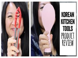 Korean Kitchen Tools