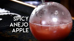 Spicy Anejo Apple Where Theres Smoke Theres Apple 1016335 By Commonmancocktails