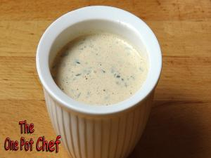 Home Made Ranch Dressing