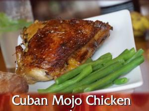 Cuban Mojo Chicken