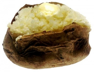 Double Baked Potatoes