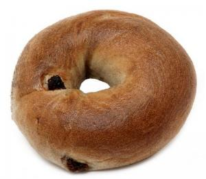 Raisin Spice Bagels