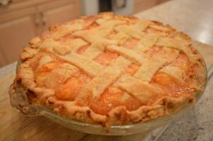 How To Bake Fresh Peach Pie 1017964 By Cookingwithkimberly