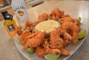 How To Cook Deep Fried Coconut Macadamia Crusted Shrimp
