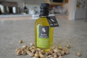Napa Valley Pistachio Infused Oil Blend What I Say About Food 1015218 By Cookingwithkimberly