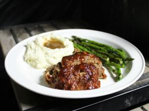 Dad Friendly Meatloaf