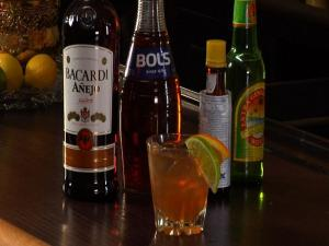 Anejo Cocktail