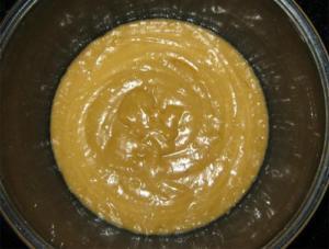 Almond Custard