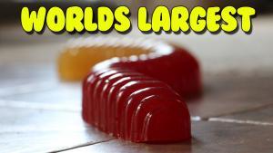 Gummy Worm Prank