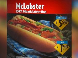 Mcdonalds To Start Selling Lobster Rolls