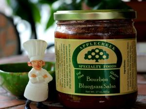 Bourbon Bluegrass Salsa