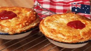 Aussie Meat Pie Recipe 1005834 By Videojug