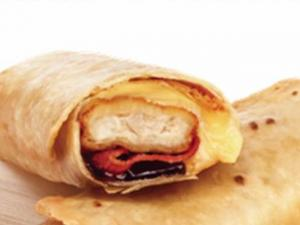 Kfc Selling Deep Fried Burrito