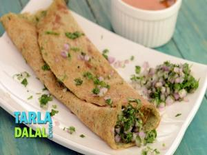 Whole Moong Dosa
