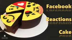 Facebook Reactions Cake 1015665 By Creativecakesbysharon