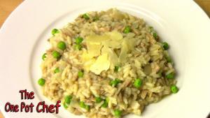 Cheaters Tuna Risotto One Pot Chef