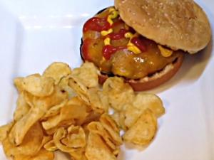 Grill Grate Burger