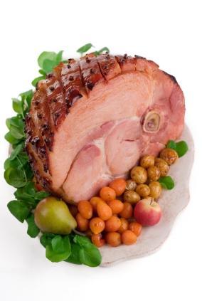 Easter Honey Baked Ham