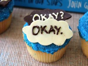 How To Make The Fault In Our Stars Cupcakes