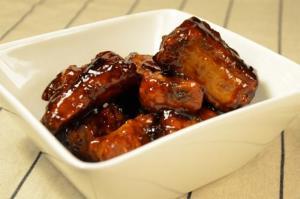 Madeira Enhanced Sweet And Sour Sauce