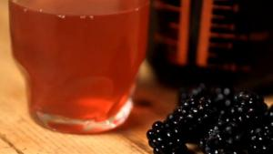 How To Make Homemade Blackberry Cordial 1009612 By Videojug