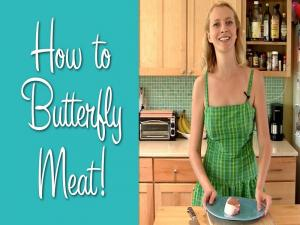 How To Butterfly Meat