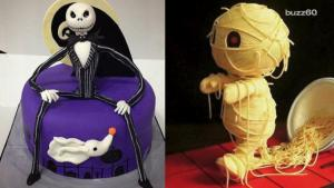 Best Spooky And Festive Halloween Cakes