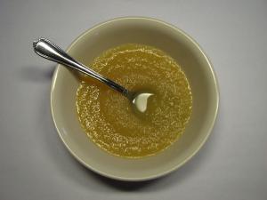 Basic English Apple Sauce