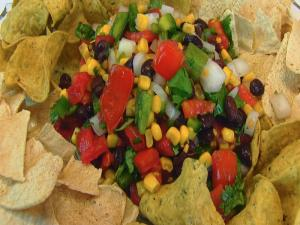 Bettys Vegetable Salsa With Chips