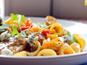 Orecchiette With Chicken