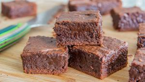 Coconut Oil Brownies Dairyfree 1018544 By Fifteenspatulas