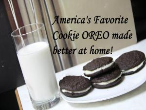 Favorite Cookie Oreo