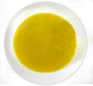 Easy Mustard Vinaigrette