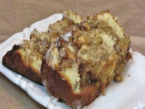 Countey Apple Fritter Bread