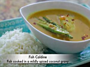 Fish Caldine